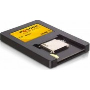 Card reader Delock interfata 2.5 Drive SATA la Secure Digital Card 91673