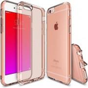 Husa telefon ringke Ringke Air Apple iPhone 6 / 6S Plus Rose Gold Crystal