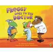 Froggy Goes to the Doctor, Paperback