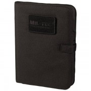 Mil-Tec Tactical Notebook medium schwarz