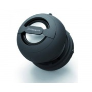 Phoenix technologies Mini altavoz portatil phoenix miniboom universal bluetooth / jack 3.5mm con bateria negro