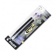 Refill For G2 Gel, Dr. Grip Gel/ltd, Execugel G6, Q7, Fine, Purple, 2/pack
