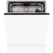 Bosch Serie 2 SMV40C30GB Built In Fully Integrated Dishwasher - Black