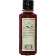 Khadi Pure Herbal Honey Almond Oil Shampoo - 210ml