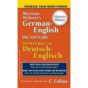Merriam-Webster's German-English Dictionary, Paperback/Merriam-Webster
