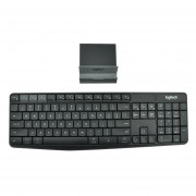 K375s Logitech multi dispositivo teclado Bluetooth inalámbrico LA