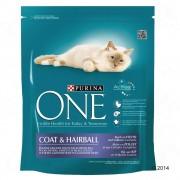 Purina ONE Coat & Hairball - 1,5 кг