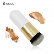 Eleacc Makeup Brushes Foundation Professional Chubby Pier Bushes for Makeup Tools Flat Cream Cosmetics Make-up Brush