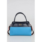 Prada Borsa CITY CALF in Pelle taglia Unica