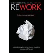 Rework, Hardcover