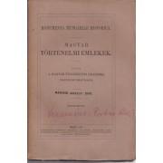 VERANCSICS ANTAL ÖSSZES MUNKÁI 4. kötet
