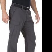 5.11 Tactical Fast-Tac Cargo Pant (Färg: Charcoal, Midjemått: 38, Benlängd: 32)