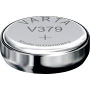 Baterie buton oxid de argint 379, 1,55 V, 14 mAh, Varta