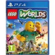 LEGO Worlds PS4
