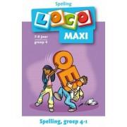 Boosterbox Maxi Loco - Spelling Groep 4 Deel 1 (7-9 jaar)