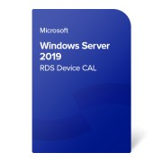 Microsoft Windows Server 2019 RDS Device CAL, 6VC-03747 електронен сертификат
