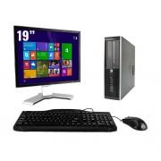 HP Pro 6300 SFF - Intel Pentium G840 - 4GB - 500GB HDD + 17'' LCD