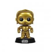 Pop! Vinyl Figura Pop! Vinyl Bobble Head C-3PO - Star Wars