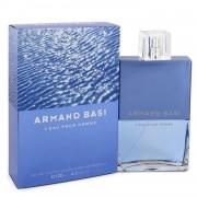 Armand Basi L'eau Pour Homme by Armand Basi Eau De Toilette Spray 4.2 oz