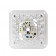 LUSTREON AC110-130V 15W 30W Dimmable LED Lamp Plate Module LED Ceiling Light