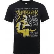 Star Wars Camiseta Star Wars Soldado de asalto Póster Rock - Hombre - Negro - M - Negro