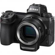 Nikon Z7 Body Aparat Foto Mirrorless 45.7MP Video 4K Wi-Fi Negru Kit cu Adaptor FTZ