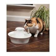 Josty Keramik-Trinkbrunnen «Avalon», Josty, für Hunde und Katzen