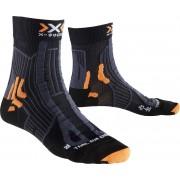 X-Socks Trail Run Energy Hardloopsokken Heren zwart 39/41 2018 Hardloopsokken