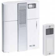 Set sonerie wireless Grothe 43300 Mistral 300, alb
