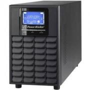 Аварийно захранване PowerWalker VFI LCD 1000VA UPS On-line аварийно захранване - POWER-UPS-VFI1000CLCD