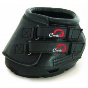 Cavallo Simple Hoof Boot for Horses, Size 6, Black