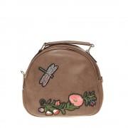 Дамска чанта B5613 кафява