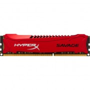Memorie HyperX Savage Red 4GB, DDR3, 1600MHz, CL9, 1.5V