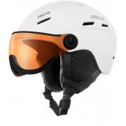 RELAX PREVAIL VISOR Lyžařská helma RH28B bílá M
