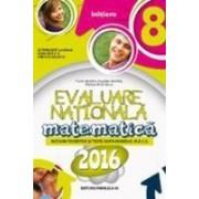 MATEMATICA. EVALUARE NATIONALA 2016 - INITIERE. NOTIUNI TEORETICE SI TESTE DUPA MODELUL M.E.C.S.