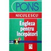 Engleza pentru incepatori and CD audio