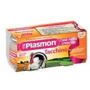 Plasmon (heinz italia spa) Omo Pl.Tacchino 2x 80g