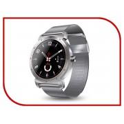 Умные часы Eco K88H Plus Metal Strap Silver
