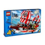 LEGO 4+ 7075 Captain Redbeard's Pirate Ship