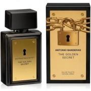 Antonio banderas the golden secret 200 ml eau de toilette edt profumo uomo