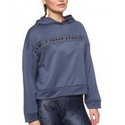 UNDER ARMOUR Tech Terry Hoodie Grey