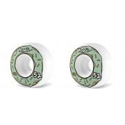MOSAIC - kolieska CS Donut 52mm 101a Mosaic Wheels Pack white/green Velikost: 52mm