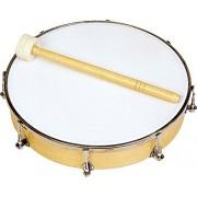 Rhythm Band School Children Kids Musical Instrument 10 Tuneable Hand Drum
