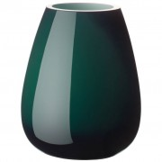 Villeroy & Boch Drop Mini Vase emerald green 120mm