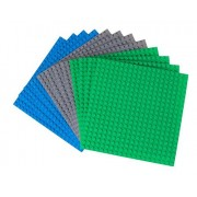 """Classic Baseplates by Strictly Briks 