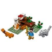 LEGO Minecraft 21162 A tajgai kaland