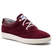 Sneakers BALDOWSKI - M00147-0728-008 Zamsz Chianti/Skóra Chianti