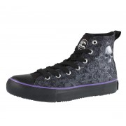 Unisex visoke tenisice Sneakers - SPIRAL - D089S002