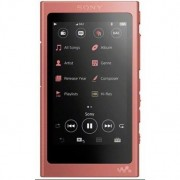 Reproductor MP3 MP4 MP5 Sony NW-A45 Rojo 16 GB