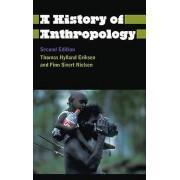 A History of Anthropology by Thomas Hylland Eriksen & Finn Sivert N...